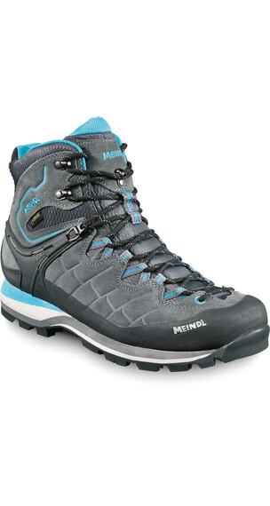 Meindl M's Litepeak GTX Shoes Anthracite/Petrol